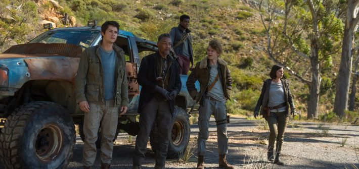 Maze Runner: The Death Cure has a poster & trailer