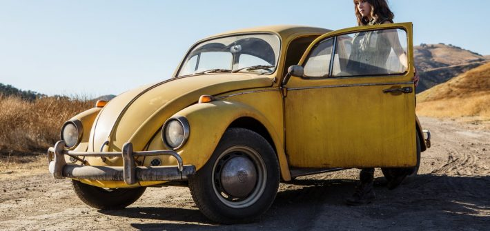 Bumblebee comes to life