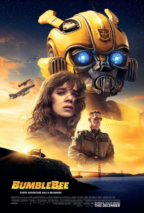 Bumblebee new poster