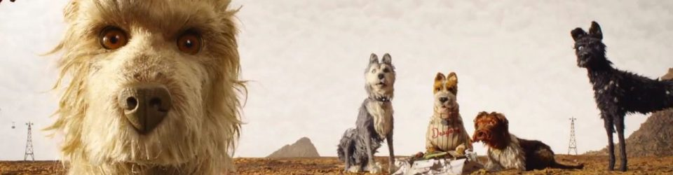 Isle of Dogs arrive