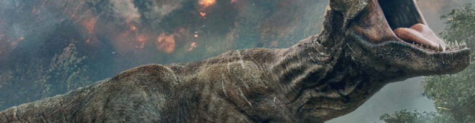 Jurassic World: Fallen Kingdom has a brand new poster