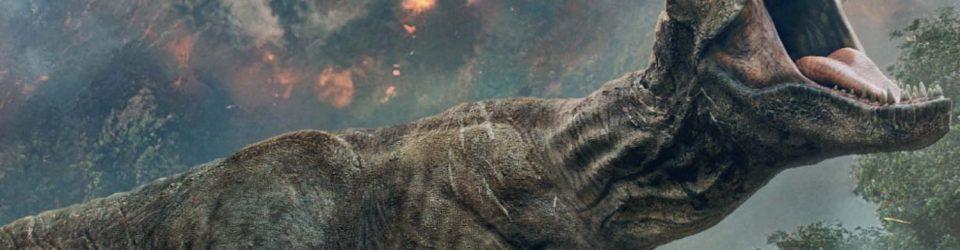 Jurassic World: Fallen Kingdom has a brand new poster