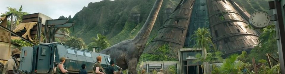 Jurassic World: Fallen Kingdom has a trailer