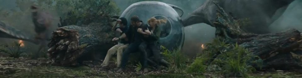 Jurassic World: Fallen Kingdom teaser trailer