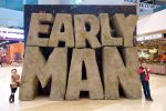 Early Man goes shopping