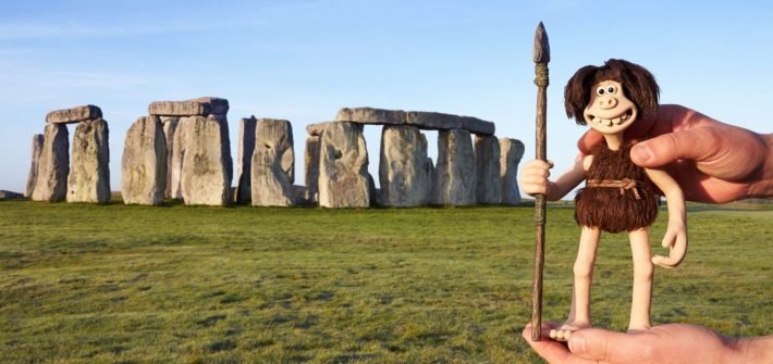 Dug at Stonehenge