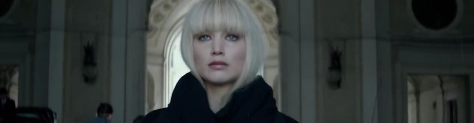 Looking behind Red Sparrow