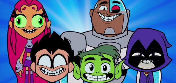 Teen Titans to hit the big screen