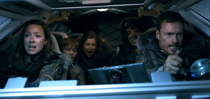Lost in Space is coming back