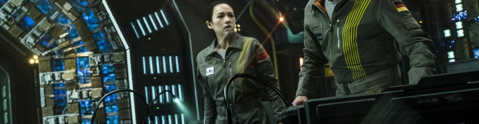 The Cloverfield Paradox has arrived
