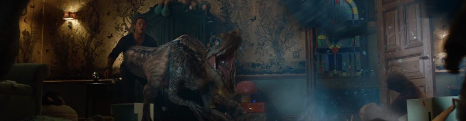 Jurassic World gets a new trailer