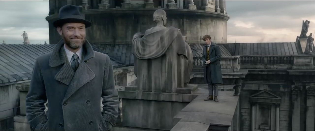 Fantastic Beasts_ The Crimes of Grindelwald – Official Teaser