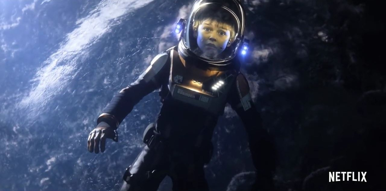 Lost in Space _ Official Trailer