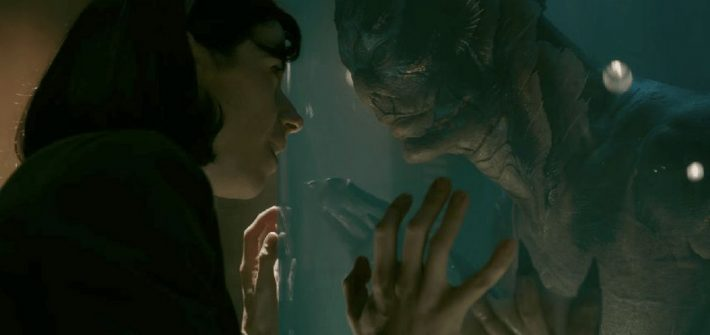 The Shape of Water is coming home