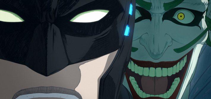 Batman in the East