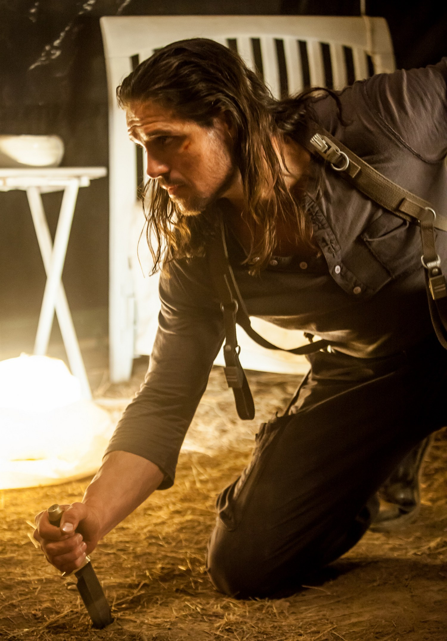 John Hennigan 2 – 3 Hours Until Dead. Photo by Ali Donze