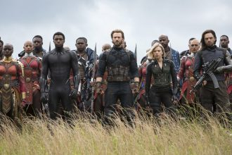 """Take home a piece of cinematic history with Marvel studios' """"Avengers: Infinity War"""""""