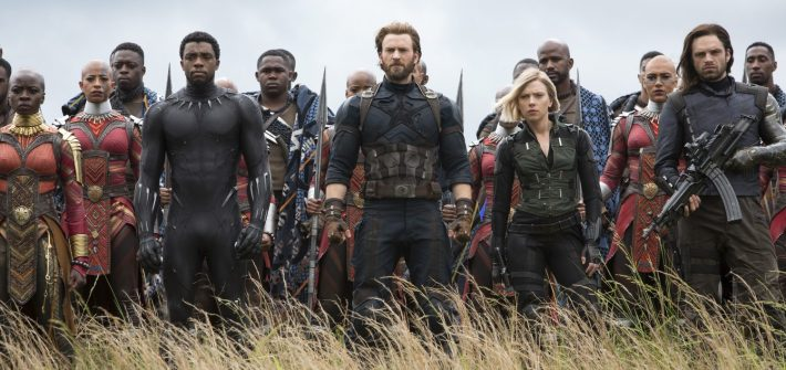 "Take home a piece of cinematic history with Marvel studios' ""Avengers: Infinity War"""