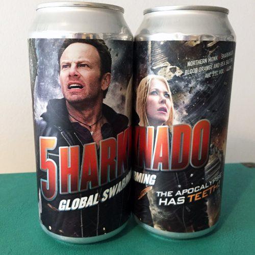 Image result for sharknado beer