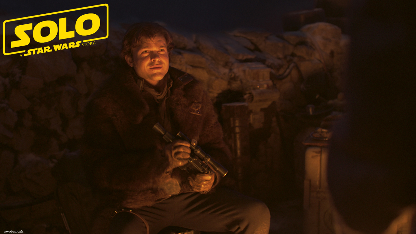 Solo A Star Wars Story wallpaper 21