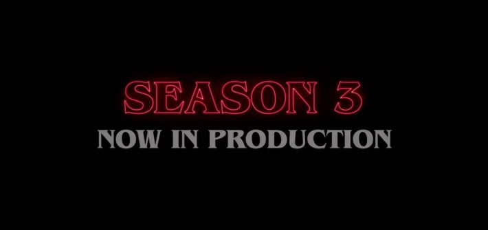 Stranger Things 3 is coming