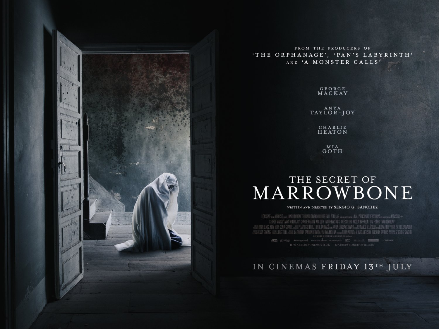 THE SECRET OF MARROWBONE – Quad