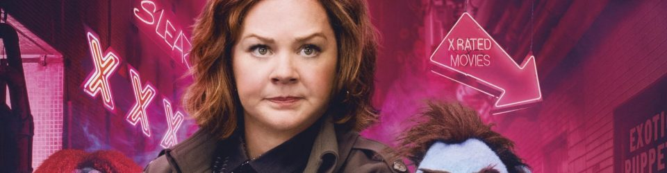 The Happytime Murders new poster