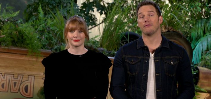 see Jurassic World as it's meant to be seen