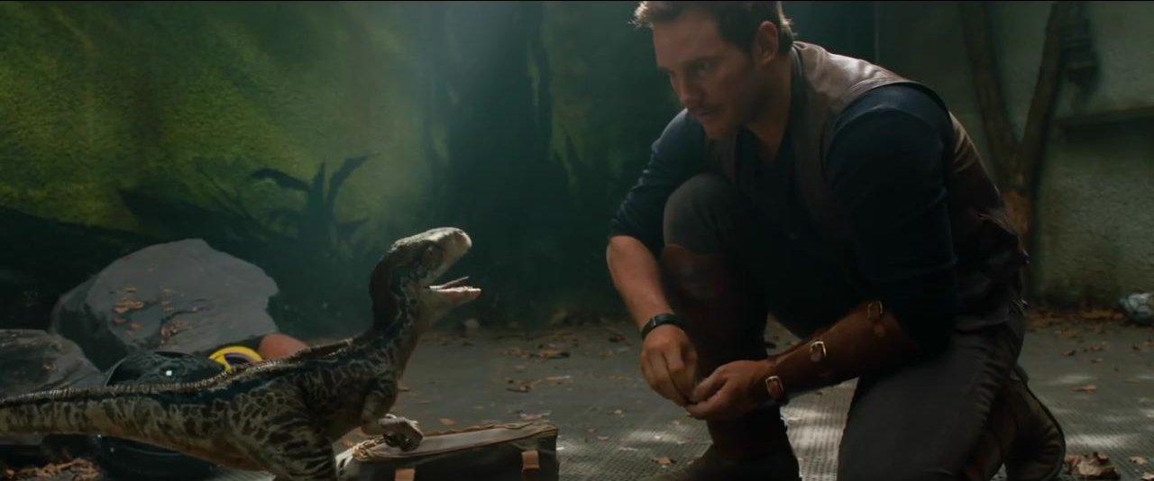 Jurassic World Fallen Kingdom – A Look Inside