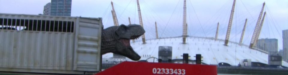 T-rex on the Thames