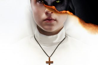 The Nun, the new poster