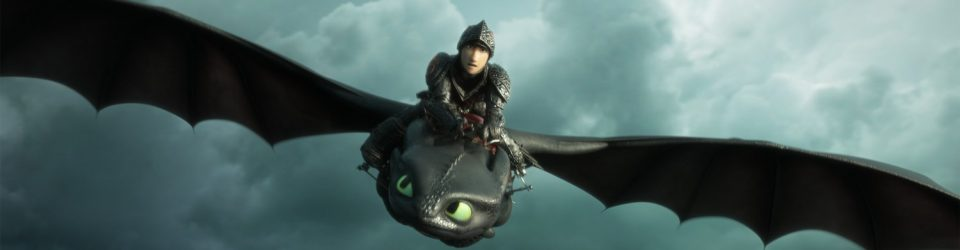 Toothless is back