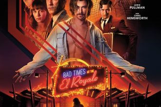 The El Royale has some posters