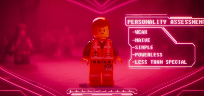 Emmet Vs Aliens – The Lego Movie 2 has a trailer