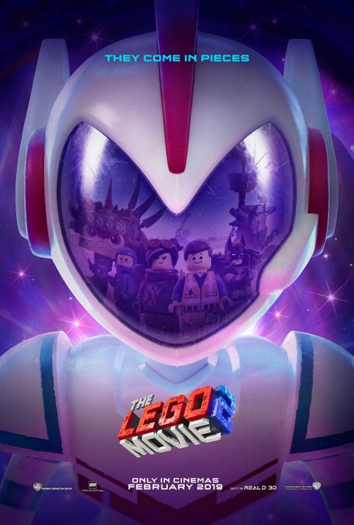 THE LEGO® MOVIE 2 poster