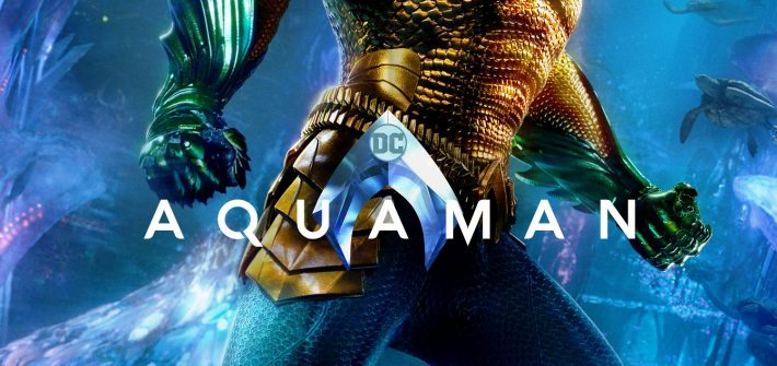 Aquaman – The character posters