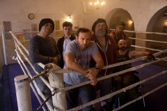 Star of 'Gloves Off' Brad Moore names his ultimate Top 10 Sporting Comedies