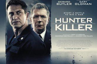 Hunter Killer has a poster