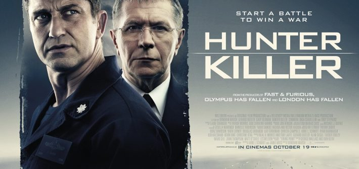 Hunter Killer has a poster