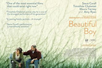 Beautiful Boy has a poster