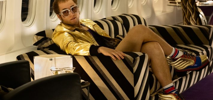 Taron Egerton is the Rocketman