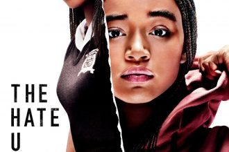 The Hate U Give has a poster