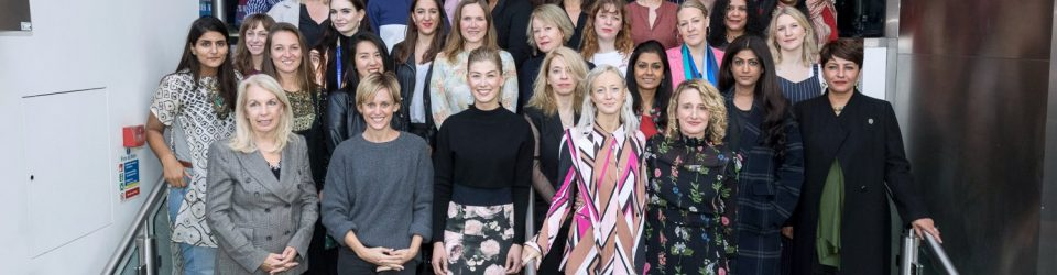 BFI London Film Festival celebrates the contribution of women to this year's LFF