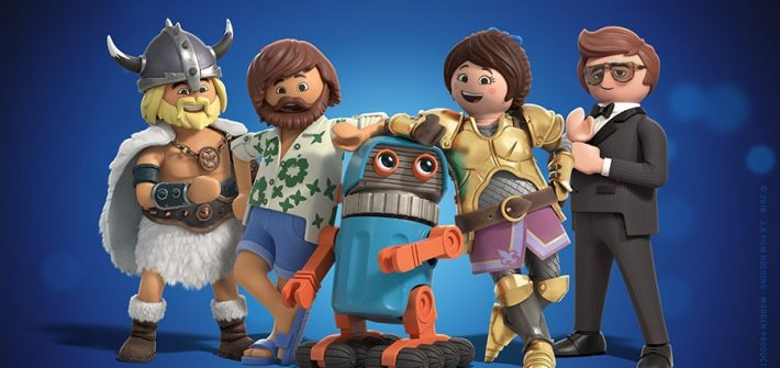 The first image from PLAYMOBIL: The Movie is here