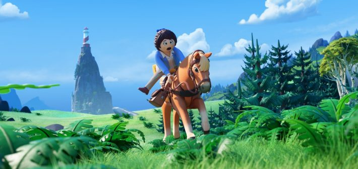 Playmobil gets a new trailer & other things