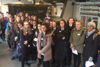 TNMOC Girls' STEM day