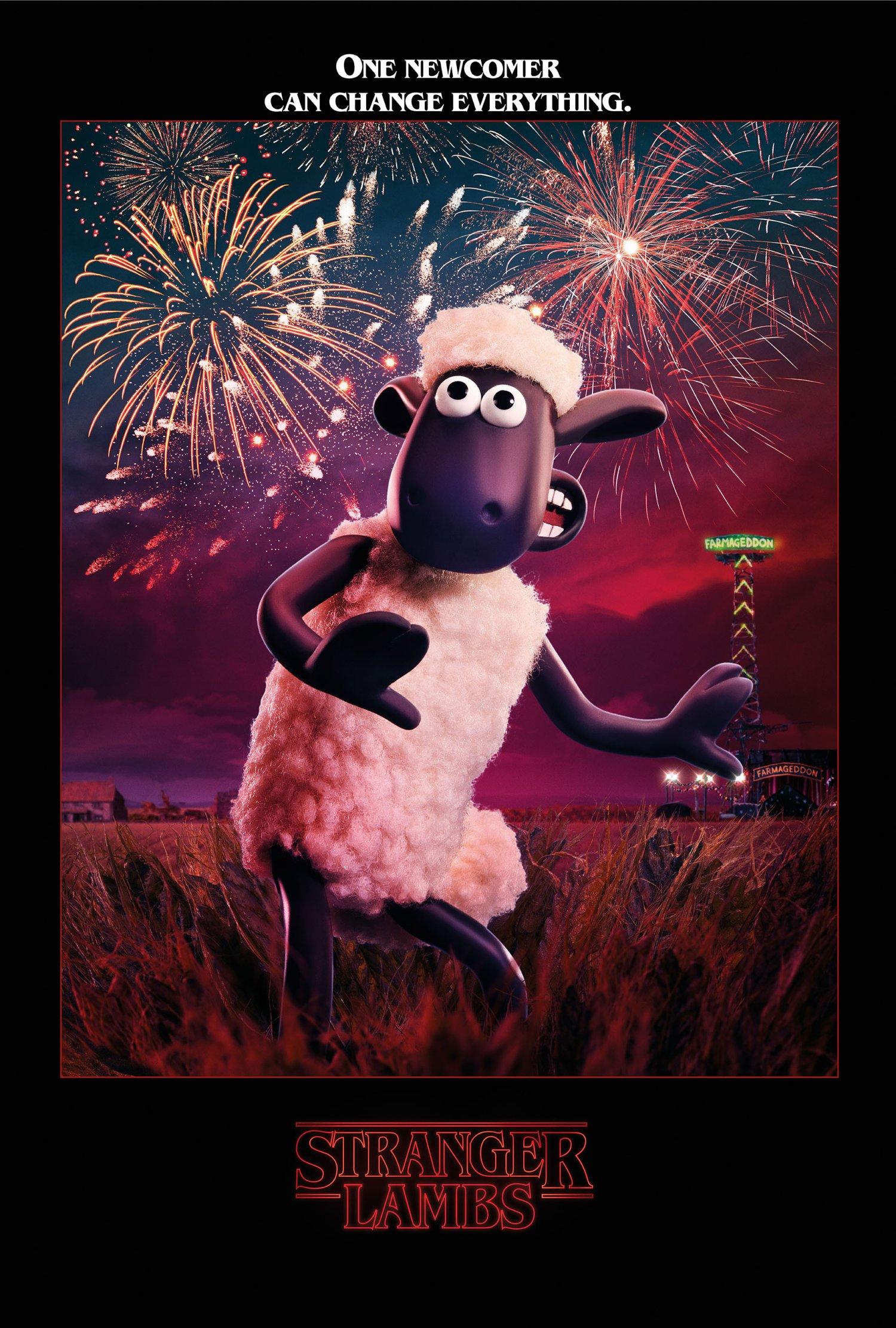 1$ Stranger lambs AW STS2_Shaun