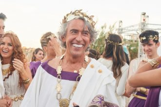 "Michael Winterbottom's ""Greed"" starring Steve Coogan wraps"