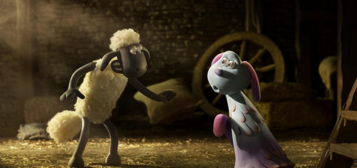 A Shaun the Sheep Movie: Farmageddon Flocks to the Cinema