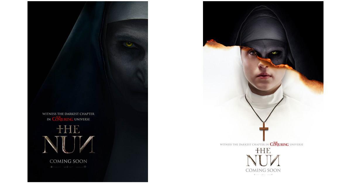 The-Nun-Posters